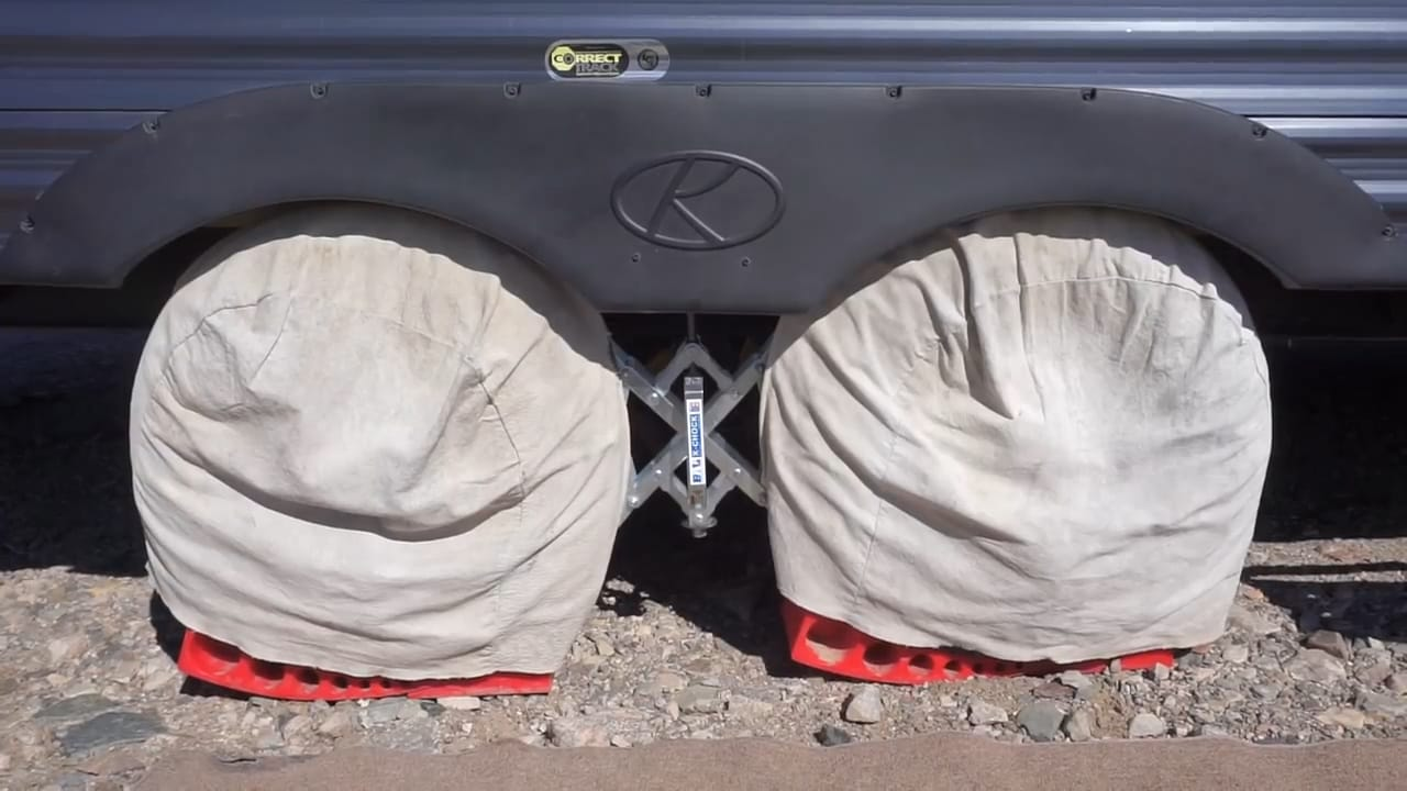 RV Trailer Tires Vs Light Truck Tires For Travel Trailers And Fifth Wheels