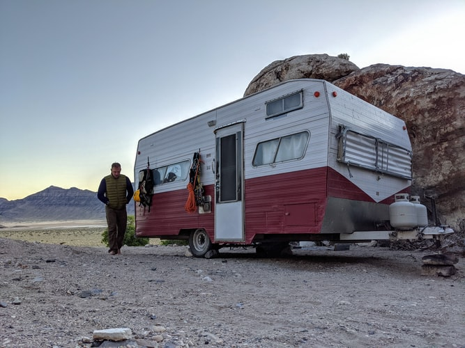 Store RV Indoors Or Covered Area