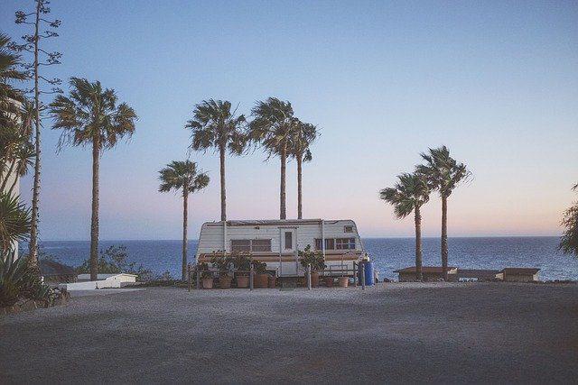 Free Camping At Lake Havasu City Arizona