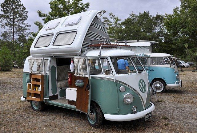 DIY Camper Van 5 Easy Steps It Doesn't Have To Take A Long Time