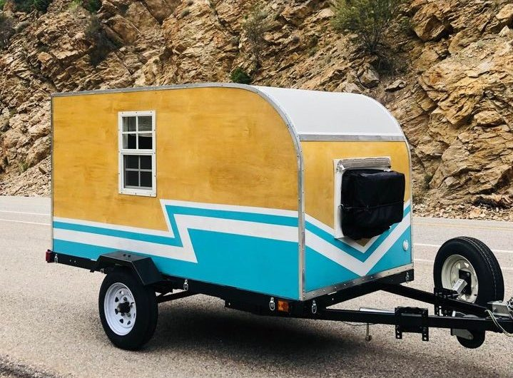 6 Used Teardrop Camper For Sale By Owner Near Your Area
